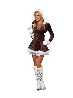 Shop at Costume Craze for sultry savings on thousands of sexy Halloween costumes for women. Save big on all sexy costumes from burlesque to hot Halloween costumes. Eskimo Halloween Costume, Sexy Halloween Costumes, Adult Costumes, Costumes For Women, Halloween Ideas, Halloween Clothes, Halloween 2014, Halloween Images, Zara