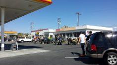 7 - Mojave, CA à Mojave, CA : la voiture en panne