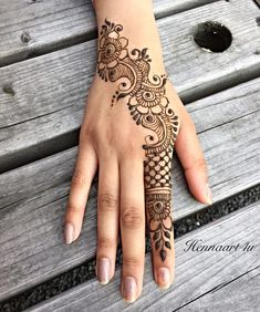 Henna Hand Tattoos Water Looking . Henna Hand Tattoos Water Looking . Henna Tattoos Artist Galway Design for the Hand Henna Hand Designs, Eid Mehndi Designs, Mehndi Designs Finger, Mehndi Designs For Girls, Mehndi Designs For Beginners, Modern Mehndi Designs, Mehndi Designs For Fingers, Mehndi Design Photos, Latest Mehndi Designs