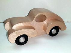 Handmade Wooden Toy Car, Fat Fendered Feaky Ford Torpedo, Wooden Toy #odinstoyfactoy #handmade #woodentoy #toys #cars