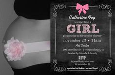 """""""It's a Girl"""" Baby Shower Party Ideas   Photo 16 of 17   Catch My Party"""