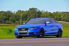 Image result for audi s4 b8 Nogaro Blue Audi S4, Vw, Golf, Cars, My Style, Vehicles, Blue, Image, Autos