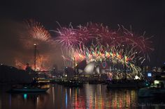 Happy New Year 2015 from Our Friends in Sydney, Australia