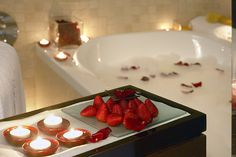 1000 images about for romance on pinterest hot tubs a - Decoraciones san valentin ...