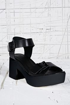 Out From Under Karla Double Buckle Sandals, ASOS
