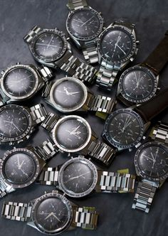 3156a22ec9b Breaking News  Christie s New York To Hold  The Omega Speedmaster 50   Thematic Sale This December