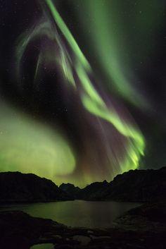 Shot in Lofoten Islands Norway Nightshot Moods of Aurora borealis Lofoten Islands Norway, Northen Lights, Norway Travel, Star Sky, Natural Wonders, Trip Planning, Astronomy, Adventure Travel, Nature Photography