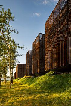 Centre de formation des apprentis | Marjan Hessamfar & Joe Vérons architectes associés