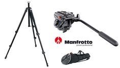 Manfrotto Tripod Kit / Professional Photography Review