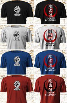 New Karate GOJURYU Shotokan Logo Japan Kanji Samurai Multi Color T Shirt S-3XL #Gildan #GraphicTee