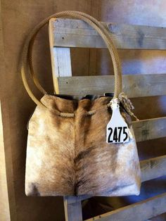 Cowhide Day Bag More
