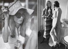 Forgotten Vintage Style Icon du Jour: Nina Rindt
