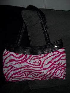 NEW Handmade for Thirtyone Purse Skirt Pink by sugarandspice1985, $10.00