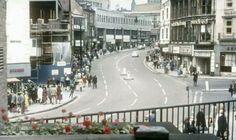 Wheelergate, Nottingham c. 1980