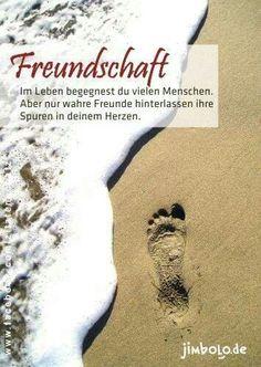 Freundschaft...
