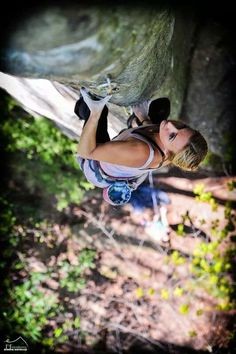 What route is this in the Red River Gorge? Climbing Girl, Sport Climbing, Ice Climbing, Mountain Climbing, Lead Climbing, Trekking, Red River Gorge, Rappelling, Kayak