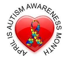 Find out how organizing can help with an autistic child.  April is Autism Awareness Month | OrganizingMadeFun.com