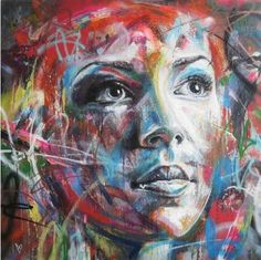 Streetart of David Walker