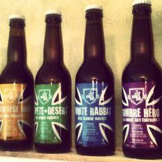 Bières Saintes Crucienne, brasserie alsacienne