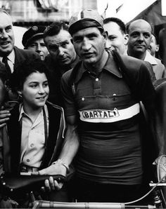 This is my favourite Gino Bartali photograph.