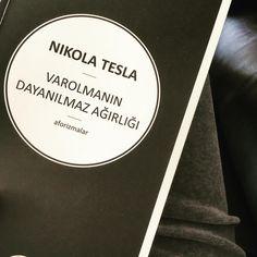 Esra Nazenin Özdemir: Altı Çizili || Varolmanın Dayanılmaz Ağırlığı || Nikola Tesla