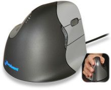 BUY NOW Evoluent VerticalMouse 4 Regular Size Right Hand (model # USB Wired Avoids forearm twisting for comfort and good Perfect Image, Perfect Photo, Great Photos, Cool Pictures, Assistive Technology, Technology Gadgets, Carpal Tunnel, Models, Ergonomic Mouse