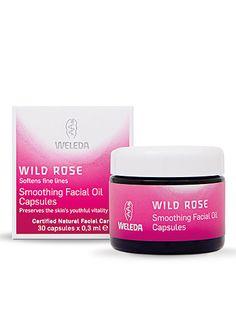 Weleda rose oil capsules