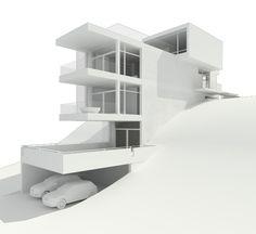 Single family residential design.