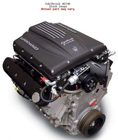 Edelbrock 46740 Crate Engine