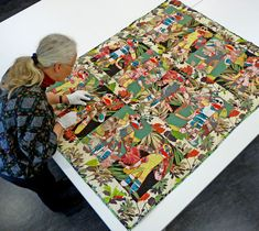 Modern Art Quilts | CONSULTING CURATOR for the Texas Quilt Museum, www.texasquiltmuseum ...