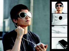 sunglasses that can power your gadgets