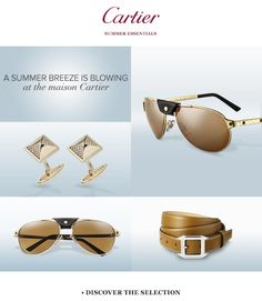 "Cartier ""Summer"" Essentials"
