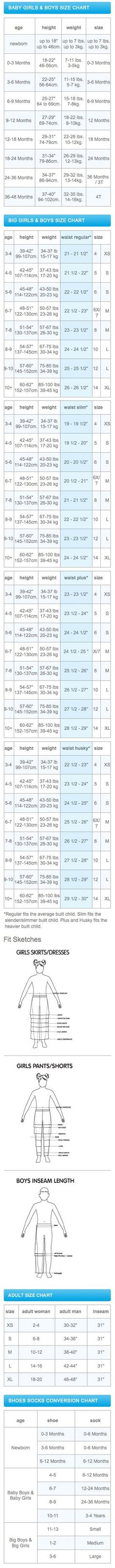 Average Height To Weight Chart  Babies To Teenagers  Child