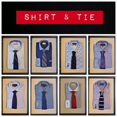 HOW TO PAIR THE PERFECT SHIRT & TIE FOR FALL
