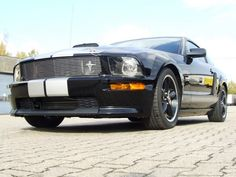 2007 Ford Mustang Shelby GT --- more pictures: http://motor-inside.com/2012/10/31/gefahren-2007-ford-mustang-shelby-gt/