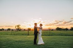 Just married : Danica + Cam | Hannah Blackmore Weddings | Hannah Blackmore Weddings