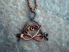 yoga  Gratitude yogi  necklace  peridot  spring by lemuriandiamond, $36.00
