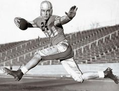 """Byron """"Whizzer"""" White played in the NFL for the Pittsburgh Pirates and Detroit Lions. He was appointed to the U.S. Supreme Court by JFK."""