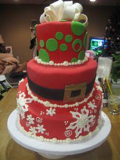 Annual Xmas Cake