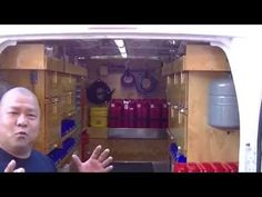 Unique Contractor Truck storage Solutions - YouTube