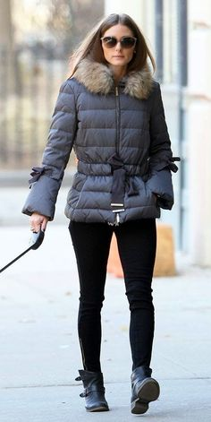 Looks de inverno com as jaquetas Puff Jackets ou Doudoune