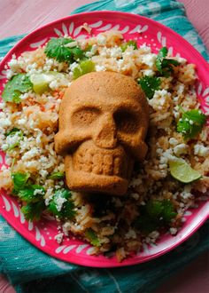 Discover and celebrate Dia de los Muertos with these traditional and modern recipes