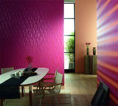 HOMESTORY    Klassiek damastmotief, grafische bloemendessins & uitvergrote celstructuur in warme kleuren
