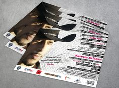 Flyer for Kareem Salama Concert Salama, Outdoor Theater, Country Music Singers, Marketing Materials, Printed Materials, Layout Design, Graphic Design, Concert, Concerts