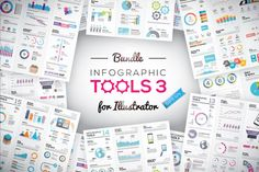 Check out Infographic Tools Bundle vol. 3 by Infographic Template Shop on Creative Market
