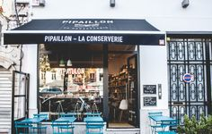 Pipaillon, good spot in Brussels