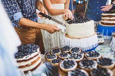 Свадебные капкейки и пирожные | 751 Фото идеи