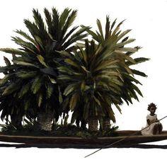 Un viaje por Colombia en las canoas de Pedro Ruiz