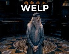 Dumbledore Welp - Reaction GIFs