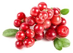 Cranberries are great natural remedy!